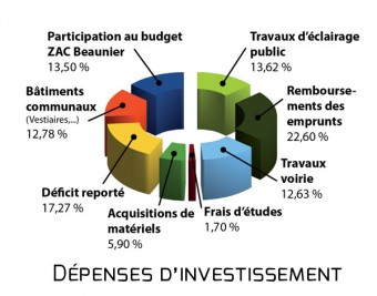 Depenses-investissement