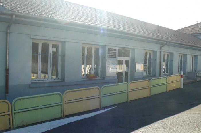 Ecole maternelle Bois Monzil