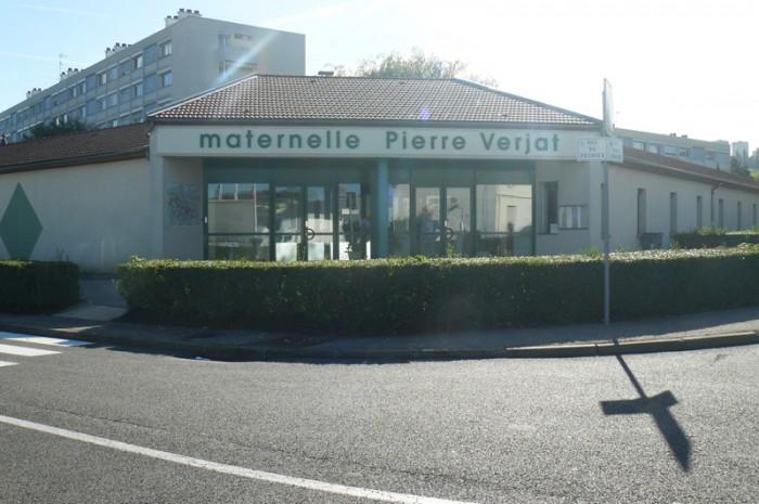 Ecole maternelle Pierre Verjat