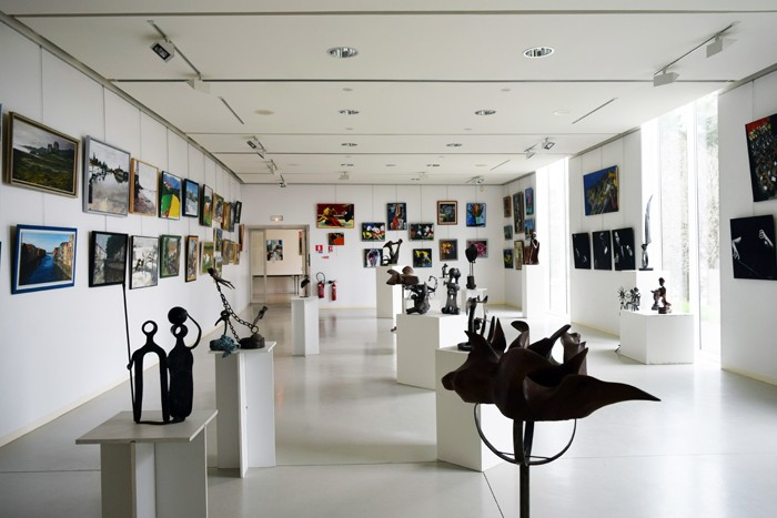 Salle d'exposition MÇdiathäque