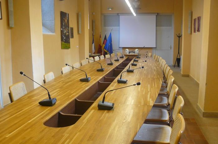 Salle du Conseil municipal et des mariages