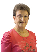 VALLOT Yvette - Conseilläre municipale