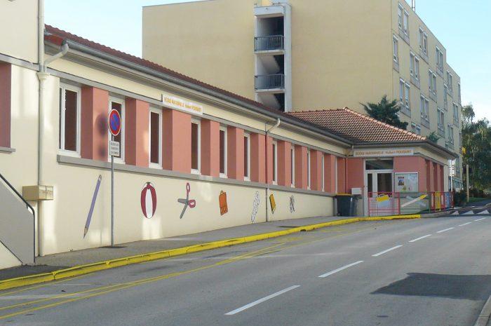 Ecole maternelle Hubert Pouquet
